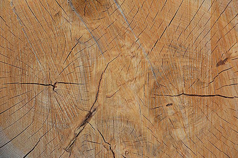 Détail bois