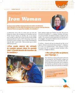 Le magazine Ca bouge parle de reconversion professionnelle