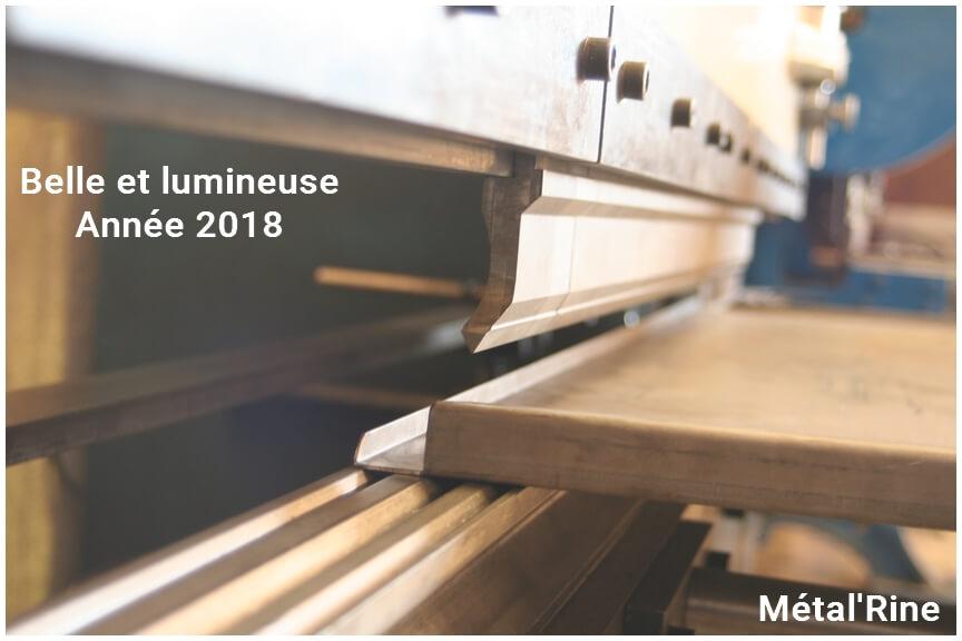 Voeux2018-MetalRine-Pliage