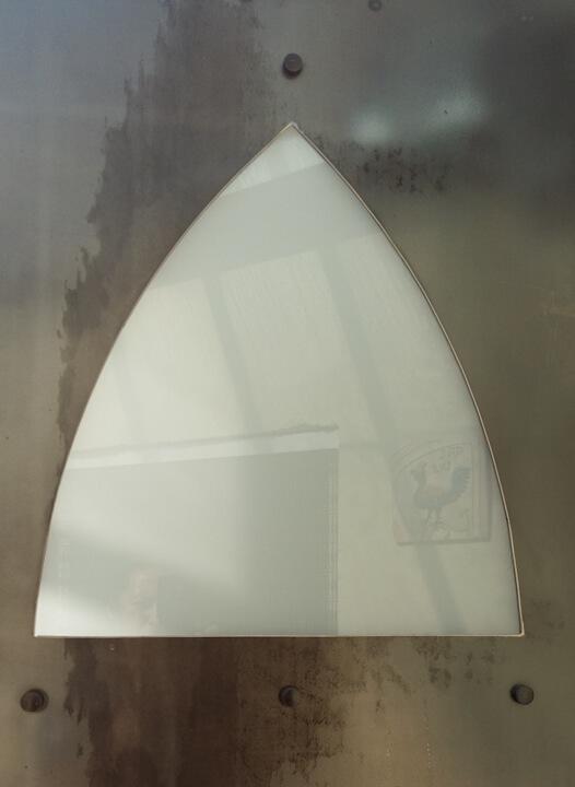 Détail-Ogive deco-Porte